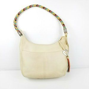 Brighton Barbados Ziptop Hobo Bag